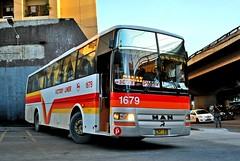 Victory Liner 1679 (raptor_031) Tags: man bus star suspension air philippines transport victory motors corporation lions works motor amc santarosa operation sr inc 310 provincial liner 1679 modulo almazora 18310 hocl d2866loh27