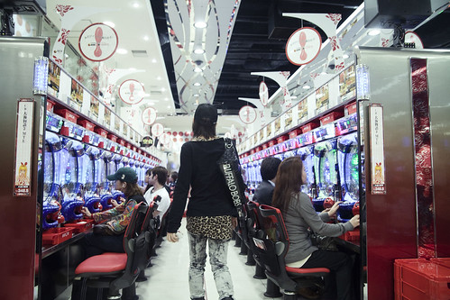 Pachinko by JulienMattei, on Flickr