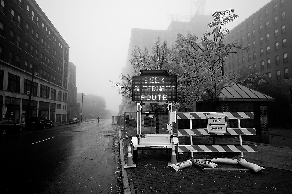 Seek Alternate Route by Corey Templeton, on Flickr