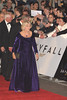 Prince Charles, Prince of Wales and Camilla, Duchess of Cornwall James Bond Skyfall World Premiere held at the Royal Albert Hall- London