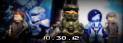 LEGO Halo 4 Showcase - Final Preview (MGF Customs/Reviews) Tags: dawn lego infinity chief 4 halo master forward weapons 343 the cortana unto unsc forerunners didact prometheans