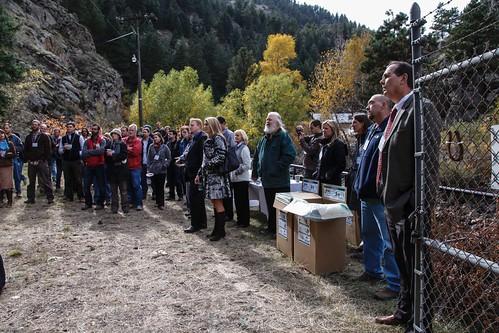 Photo - Boulder Canyon Hydroelectric Modernization Celebration