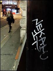 Nekah 1T (Alex Ellison) Tags: urban west graffiti tag centrallondon neka 1t nekah neks