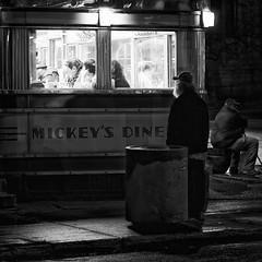 looks good (Kyle Krug) Tags: street saint minnesota st paul diner olympus f18 zuiko omd mickeys 75mm em5