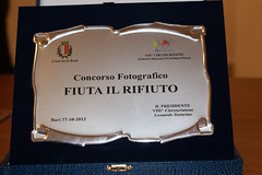 """Mostra Fotografica 2012 """"Fiuta il rifiuto"""" • <a style=""""font-size:0.8em;"""" href=""""http://www.flickr.com/photos/68353010@N08/8131346225/"""" target=""""_blank"""">View on Flickr</a>"""
