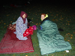 Sleep Out on the Quad 2012 047