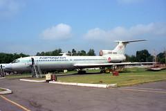 CCCP-85131 Tupolev TU-154B Aeroflot (pslg05896) Tags: ukraine tupolev aeroflot tu154 krivoyrog cccp85131 kryvyirih
