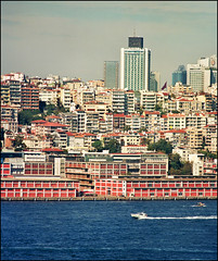 Istanbul City - panorama - 01 (Katarina 2353) Tags: city travel autumn sea vacation panorama history fall film vertical horizontal skyline modern buildings turkey temple photography nikon asia europe day exterior image islam religion trkiye citylife nopeople istanbul empire spirituality turks istambul romanempire byzantine clearsky traditionalculture constantinople byzantium virtualtour urbanscene colorimage famousplace ottomanempire easternromanempire traveldestination turkishculture builtstructure katarinastefanovic katarina2353 gettylicense