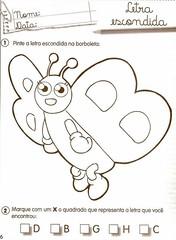 Atividades com a Consoante B - 1001 Maneiras de Alfabetizar. (Atividades Educação Infantil) Tags: alfabetização 1ªsérie consoantes 1001maneirasdealfabetizar