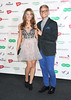 Jeff Brazier and girlfriend Nicola T
