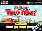 帕帕的墨西哥捲餅店(Papa's Taco Mia!)