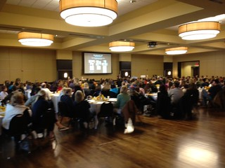 Black and Gold Day Opening Session, October 26, 2012!