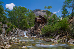 Crystal Mill (casey.reynolds) Tags: mountain mountains west mill composition river photography town photo colorado crystal ghost ghosttown rockymountains marble crystalcolorado marblecolorado cystalmill