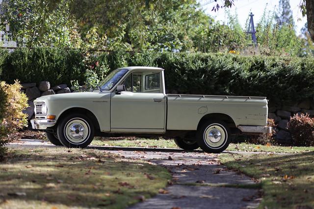 truck 520 datsun