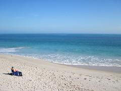 Perfect beach day