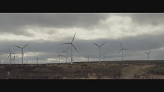 Mills (El Negro Vikingo) Tags: uk motion mill canon eos scotland video slow united kingdom escocia molino mills camara molinos eolic lenta eolicos 60d olico eos60d
