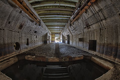 Inside (Kansas Poetry (Patrick)) Tags: abandoned nuclear kansas missilebase patrickemerson patricklovesnancyfornotbeingfoolish