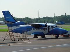 ES-LLC Airest (Gerry Hill) Tags: airport tallinn estonia e let l410 turbolet uvp ulemiste airest l410uvpe esllc