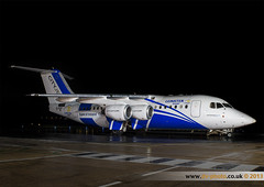 LEINSTER - CityJet - RJ85 - EI-RJX (vaughaag) Tags: france airport rugby sony air band international exeter klm f28 ssm a77 leinster rj85 1650 cityjet eirjx ofireland