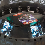 Under the Staples Center scoreboard thumbnail