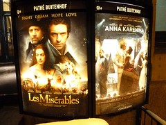 Anna Karenina is GREAT (JosDay) Tags: movies togo lesmisrables annakarenina comingsoonbeingthere moviestogoto