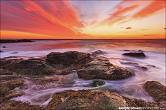 Brenton Point (benjacobsen) Tags: ocean sunset seascape clouds atlantic rhodeisland waterandrocks 1635ii leegnd 5diii leecp