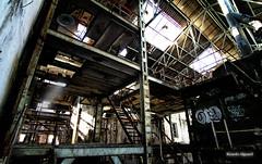La fabrica - Manufactures (Ricardo Alguacil) Tags: abandoned stairs canon eos sugar tokina 7d ricardo escaleras aranjuez abandonada alguacil manufactures ricardoalguacil 1116mmfabrica