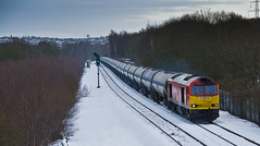 60063 Humber Divert@Rother Valley (DB Sigma Photography) Tags: old bridge blue sunset red portrait sky bw orange brown moon man black blur male green nature grass station birds yellow night digital speed train photoshop canon dark notebook coast wings wire workers steel nuts straw sigma rail trains starling 66 class east numbers wires electronics half british network 20 dslr grandcentral 92 60 gravel edit 43 eastcoast electrics doncaster hst beaks shunter eastmidlands ews networkrail trainrailroad starrlings diesil