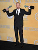 19th Annual Screen Actors Guild (SAG) Awards held at the Shrine Auditorium - Press Room Featuring: Bryan Cranston