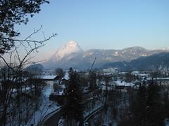 IMG_5542 Pendling über Kufstein (keichwa) Tags: schnee winter alps tour hiking kaiser alpen kufstein zahmerkaiser pendling zkaiser20130126