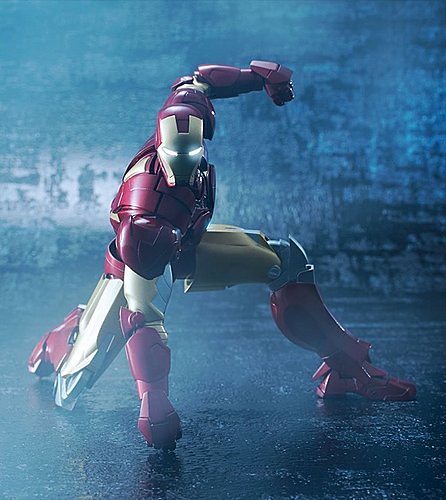 S.H. Figuarts Ironman Mark 6
