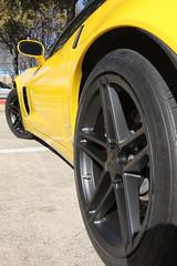 Berserk, Chevrolet Corvette, 2009, yellow - Brushed Black Aluminum top and rear hatch (speed shield) Tags: car dallas cool texas addison 2009 berserk frisco chevroletcorvette fastcar speedshield clearbradallas paintprotectionfilmdallas yellowbrushedblackaluminumtopandrearhatch