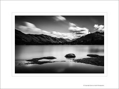 South Ullswater - Lake District LE BW 1 (Marcus Castle) Tags: lake ullswater ullswaterlake landscapephotograph