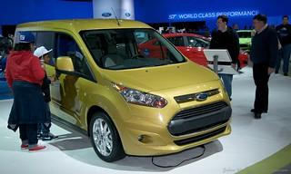 2013 Washington Auto Show - Upper Concourse - Ford 9 by Judson Weinsheimer