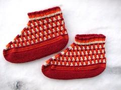 2013.02.05. tossukat 38-39 010m (villanne123) Tags: socks slippers sukat 2013 tossut tossukat