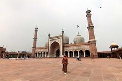 IMG_8602Old_Delhi_Jama_Masjid (donchili) Tags: delhi jama masijd india