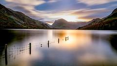 Buttermere Sunrise (Glass-Eye Photography) Tags: lakedistrict buttermere landscape longexposure nikon d610 england lake cumbria