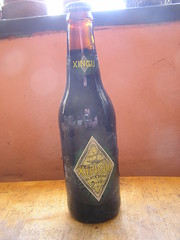 Old Xingu Black Beer 4.6% 330ml  20032013 24-07-2016 - (Lord Inquisitor) Tags: xingu black beer brazilbeer label frontlabel
