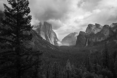 Yosemite- Tunnel View (joshvanderzanden) Tags: yosemite nationalparks tunnelview anseladams california storm