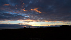Sunset At St Agnes Head (Bryn Floyd) Tags: cornwall sky cloud outdoor sunset sillouette