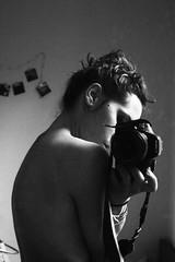 Spirits (Control yourself) Tags: self portrait mirror canon 550d canon550d eos550d summer scotland edinburgh woman nudity