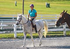 IMG_2554 (SJH Foto) Tags: horse show hunter jumper class girls teenage teen riders action shot tweens