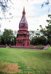 Phra That Phanom the Ancient City, Muang Boran, Samut Prakan Province, Thailand. (samurai2565) Tags: samutprakan samutprakanprovince thailand ancientsiam ancientcity muangboran sukhumvitroad bangkok lekviriyaphant bangpu