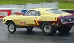 Mustang at Santapod Raceway (jonmurphy2013) Tags: mustang fastcar dragracinguk dragracing