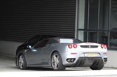2006 Ferrari F430 Spider 4.3 V8 (rvandermaar) Tags: 2006 ferrari f430 spider 43 v8 ferrarif430 ferrarif430spider 430 ferrari430 sidecode9 gx645p