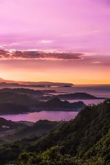 夕彩 (Wi 視覺) Tags: 天空 天際線 台灣 台灣基隆 九份 taiwan taipei 基隆 landscapes amazing