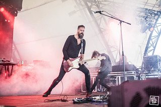 Caspian at ArcTanGent Festival 2016 // Shot by Graham Berry