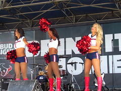 IMG_5012 (grooverman) Tags: houston texans cheerleaders nfl football game budweiser plaza nrg stadium texas 2016 nice sexy legs stomach boots canon powershot sx530