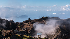 Sommet - Soufrire - [Guadeloupe] (Thierry CHARDES) Tags: sigma1750mmf28 ladominique lessaintes france antilles carabes caribbean basseterre volcan soufrire cratres fumerolles