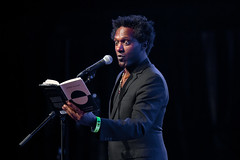 2016-08-27-Sat-JS-GB16-0354 (Greenbelt Festival Official Pictures) Tags: gb16 boughtonhouse lemnsissay event festival gb greenbelt greenbelt2016 jackharrybill johnsargent official playhouse poetry saturday